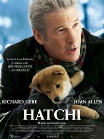 Hachiko le chien Akita