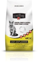 lifetime-pour chat
